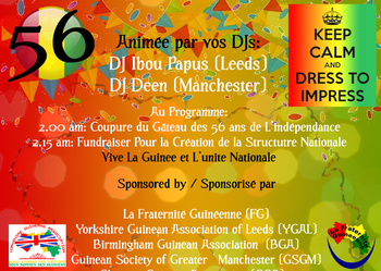 Independence party 2014